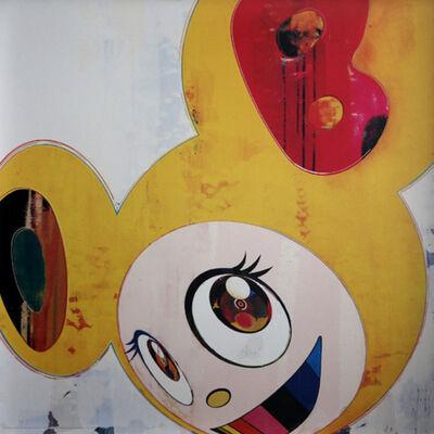 Takashi Murakami, 'AND THEN x6 (YELLOW JELLY)', 2006