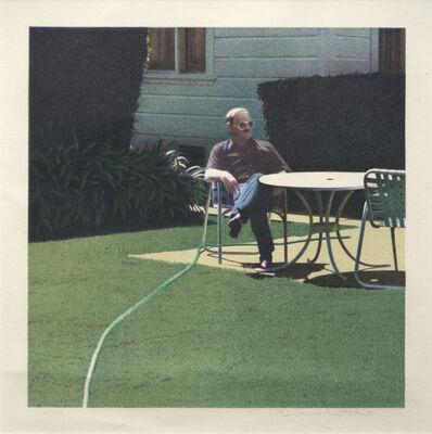 Robert Bechtle, 'Santa Barbara Patio, 12/10/1982', 1982