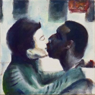 Zamir Shatz, 'The Kissing', 2016