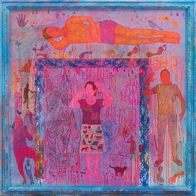 Slimen Elkamel, 'Fenêtres', 2018
