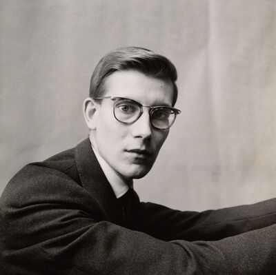 Irving Penn, 'Yves Saint Laurent', November 1957