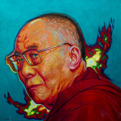 Mike Parillo, 'Dalai Lama', 2010