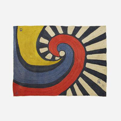 Alexander Calder, 'tapestry', 1975