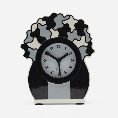 George Sowden, 'Neos table clock', c. 1988
