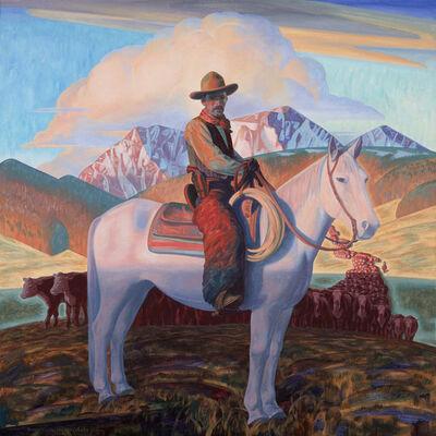 "Bryan Haynes, '""Harvey House Cowboy""'"
