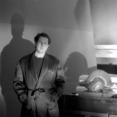Jeanette Montgomery Barron, 'Julian Schnabel, studio, NYC', 1984