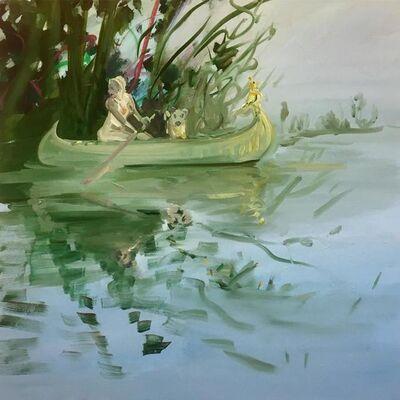 Deborah Brown, 'Canoer 3', 2019