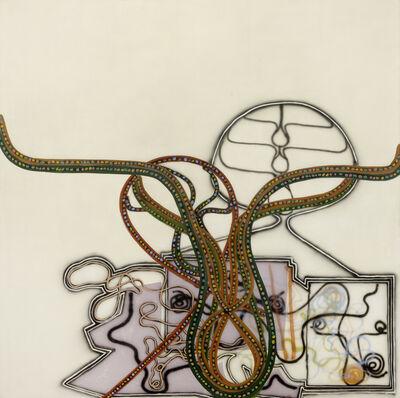 Bernard Cohen, 'Amaranth', 1964