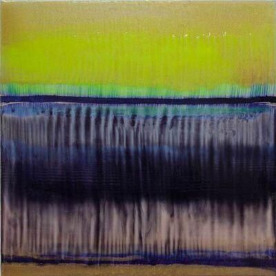 Bruno Kurz, 'Feuer Bewahren 2', 2016