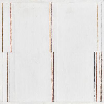 César Paternosto, 'Hilos de Agua, Intervals, Vertical II', 1997
