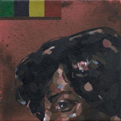 Jeremy Okai Davis, 'Color Bars ll', 2020