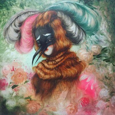 Miss Van, 'Retrato Floral III', 2016