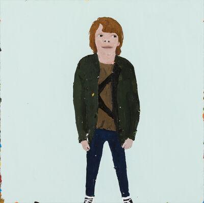 Richard Lewer, 'Sterling ', 2018