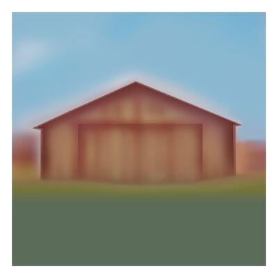 Lynn Dunham, 'Barn #9', 2018