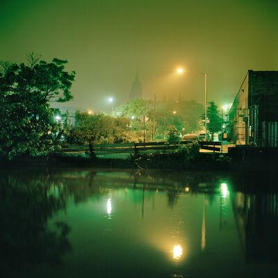 Miska Draskoczy, 'Gowanus Mist', 2012