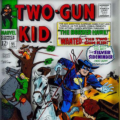Michael Suchta, 'Two Gun Kid Vol #9', 2014