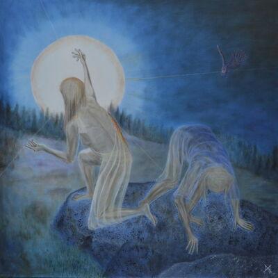 Margaretha Gubernale, 'Yin and Yang', 2017