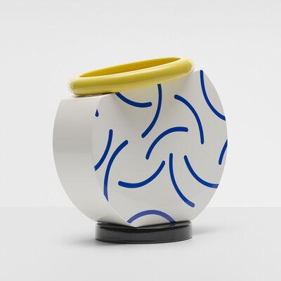 Martine Bedin, 'Cucumber vase', 1985