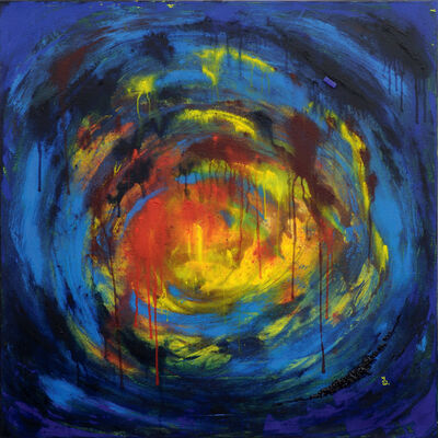 """Iris Weissschuh, '""""INNER LIFE III.""""', 2009"""