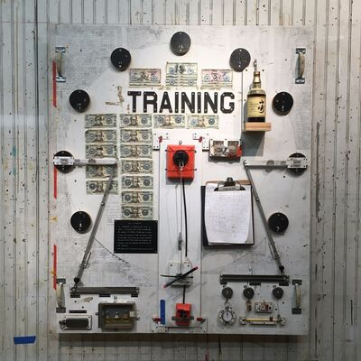 Tom Sachs, 'Training', 2016