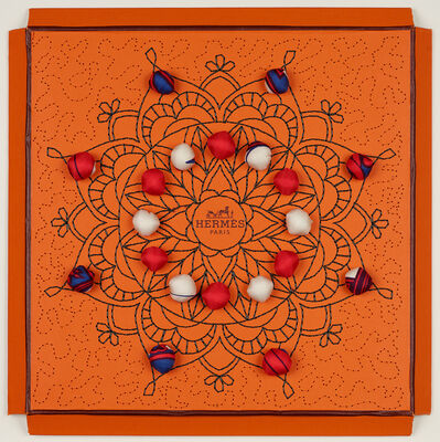 Stephen Wilson, 'Hermes Mandala Study 3', 2019