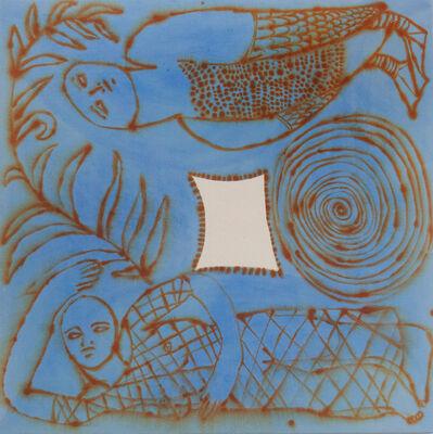 Emma Kohlmann, 'Ancient Wax Tablet Painting', 2018