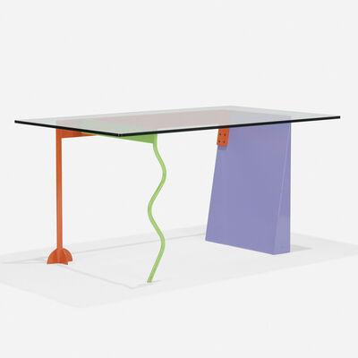 Peter Shire, 'Peninsula table', 1982