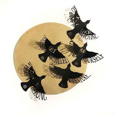Nicola Anthony, 'Five Wise Birds ', 2020