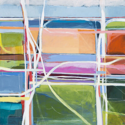 Kate Zimmer, 'Well Traveled Roads', 2021