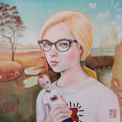 Antonella Caraceni, 'A link in a Chain', 2020