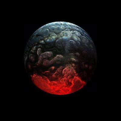 Ernie Button, 'Planet Signet 181', 2017