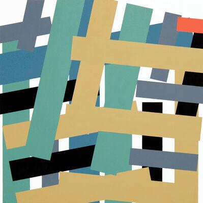 András Wolsky, 'Accidental Geometry', 2000
