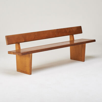 James Martin, 'Long bench', ca. 1960s/70s