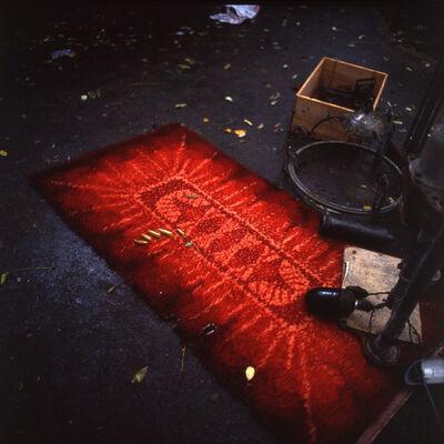 Miguel Rio Branco, 'Tapete Vermelho'