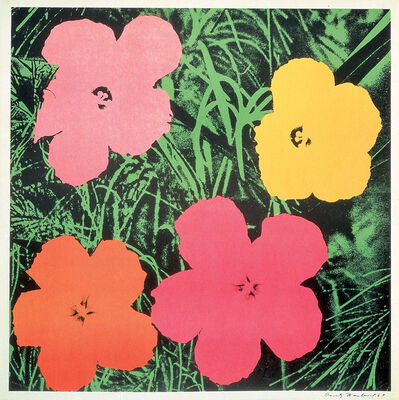 Andy Warhol, 'Flowers 1964', 1964