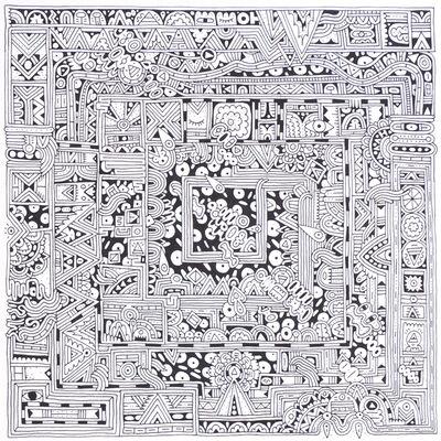 Sophie Roach, 'R.A.R. #3', 2016