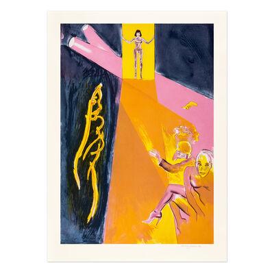 Allen Jones, 'Catwalk', 1998