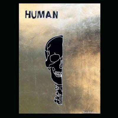 Dan Baldwin, 'Human Gold Deluxe (framed)', 2016