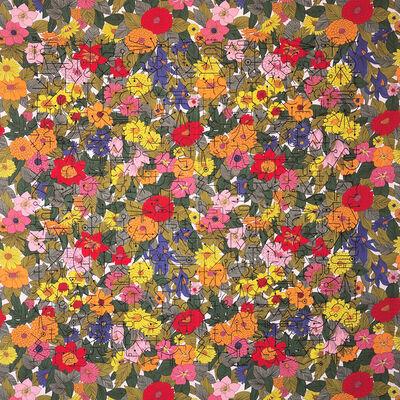 Edgar Orlaineta, 'Incantation flowers ', 2018