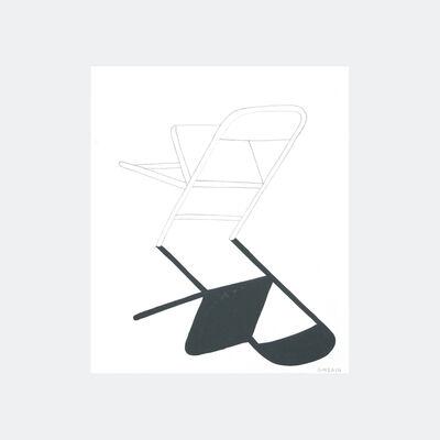 Geoff McFetridge, 'untitled (Chair)', 2016