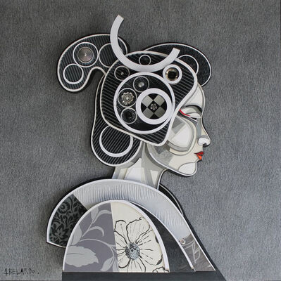 Abelardo Hernandez, 'Geisha Profile', 2015