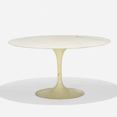 Eero Saarinen, 'dining table, model 174W', 1957