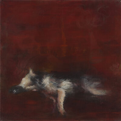 Sahar Zukerman, 'Blues Falling Down Like Hail', 2015