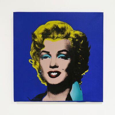 Louis Waldon, 'Marylin (Blue)', 1997