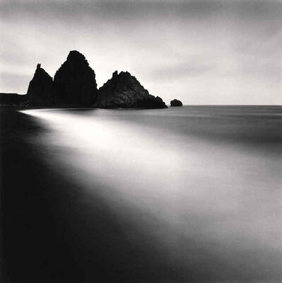 Michael Kenna, 'Beach Rocks, Gageodo, Shinan, South Korea', 2012