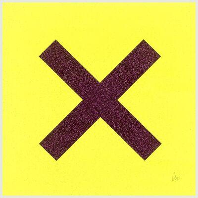 Chris Levine, 'X marks the spot', 2018