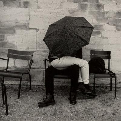 Louis Stettner, 'Jardin des Tuileries', 1997
