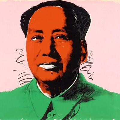 Andy Warhol, 'Mao (FS II.94)', 1972