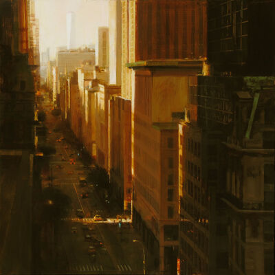 Ben Aronson, 'Sunrise Over Fifth', 2018