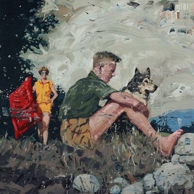 Tor-Arne Moen, 'Silent Summer Monologues', 2019
